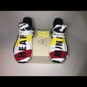 Pharrell Human Race x Billionaire Boys Club